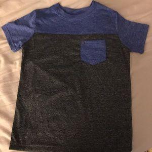 Boys short sleeve shirt